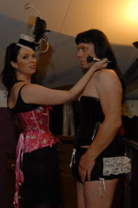 crossdressing specialist Mistress Servalan