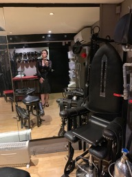 Back and busy in my Sydney Dungeon