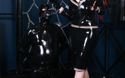 Rubber Fetish Slaves